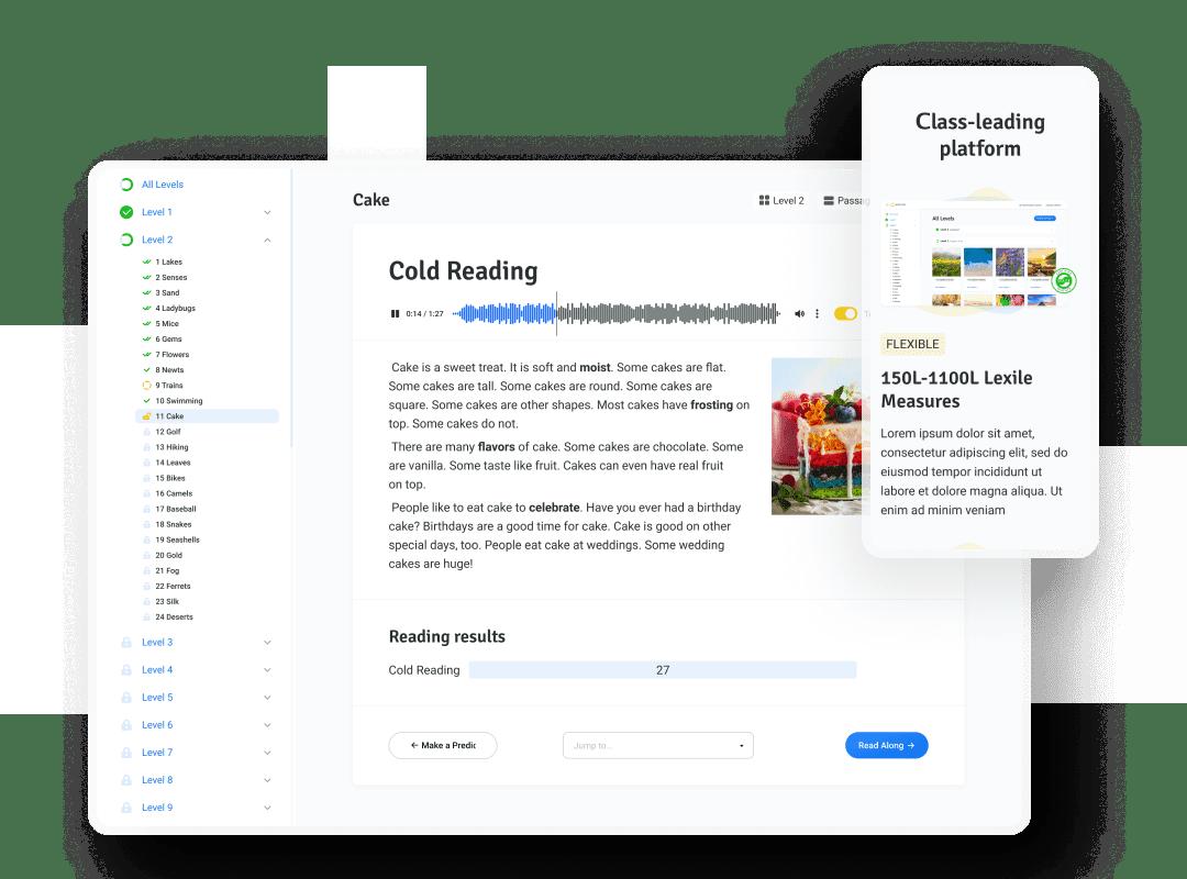 Reedy Pro — E-learning platform